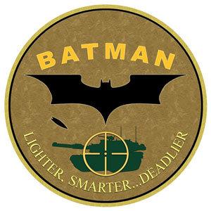 Batman Forças Armadas