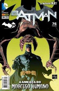 Batman # 31 - Novos 52
