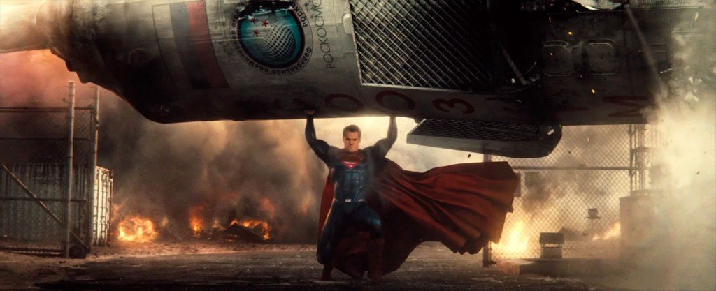 Superman vai à Rússia?