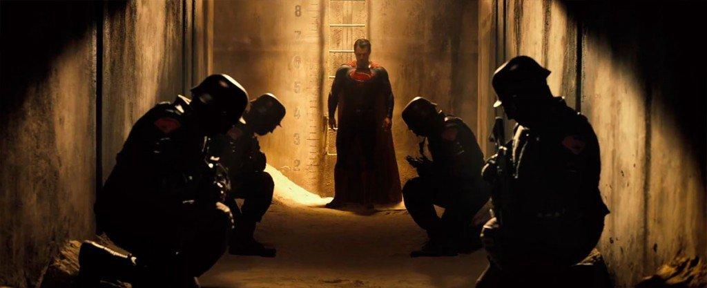 Soldados do Superman?