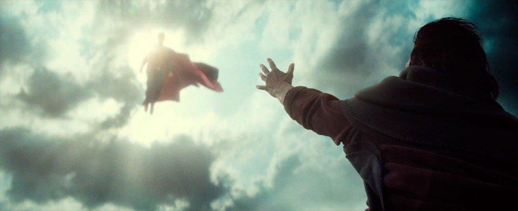 Superman é adorado por alguns...