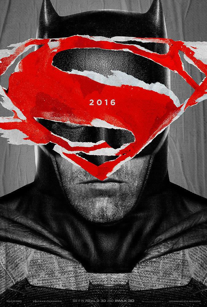 Cartaz de Batman vs. Superman - A origem da justiça