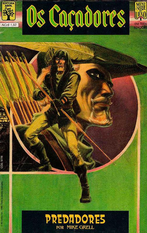 Os Caçadores # 1 - Predadores
