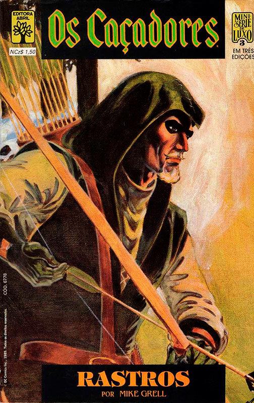 Os Caçadores # 3 - Rastros