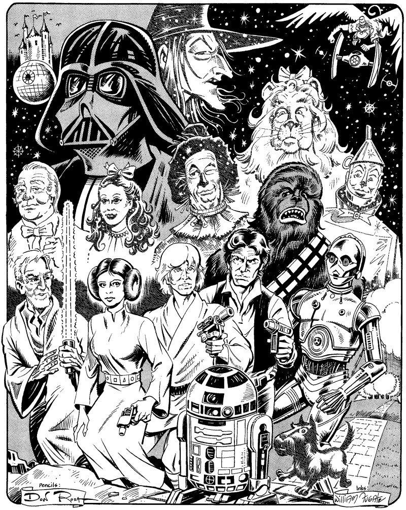 Star Wars de Don Rosa