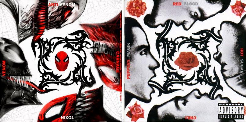 Homem-Aranha - Red Hot Chili Peppers