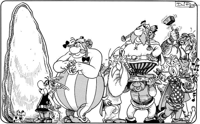 Asterix de Don Rosa