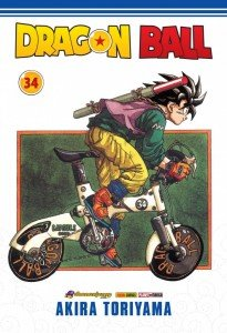 Dragon Ball – Volume 34