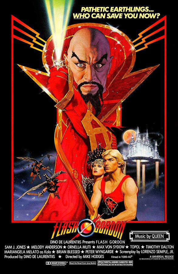 Cartaz de Flash Gordon