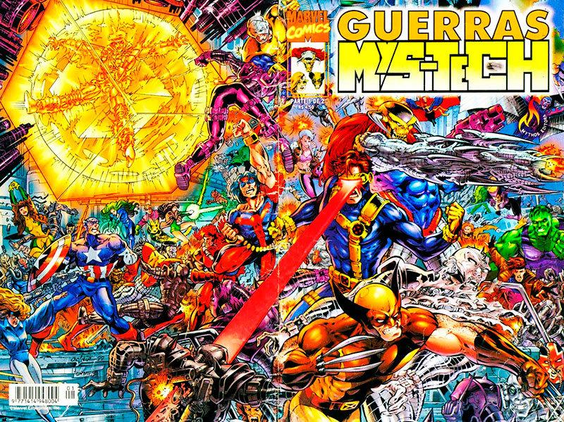 Guerras Mys-Tech