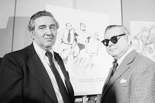 Jerry Siegel e Joe Shuster