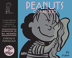Peanuts completo - Volume 7 - 1963-1964