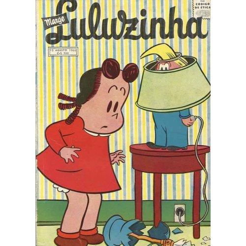 Luluzinha, pela editora O Cruzeiro