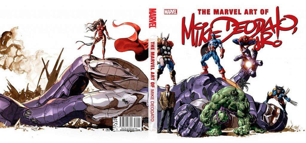 The Marvel Art of Mike Deodato Jr.