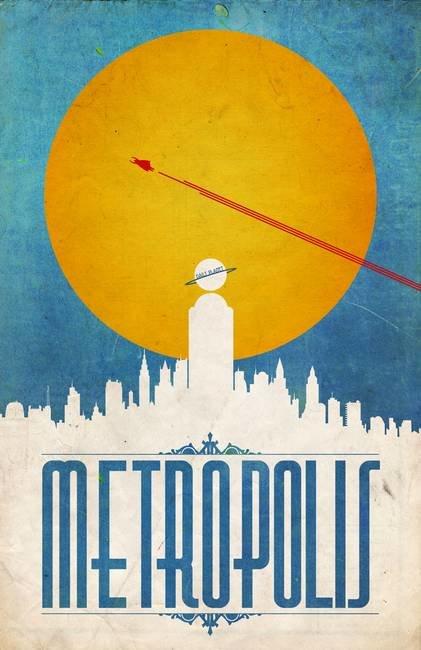 Metrópolis - Superman