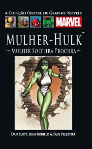 Mulher-Hulk – Mulher solteira procura
