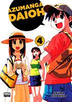Azumanga Daioh - Volume 4