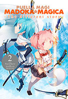 Puella Magi Madoka Magica – The Different Story # 2