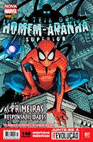 A Teia do Homem-Aranha # 7
