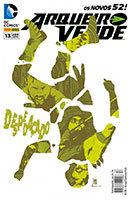Arqueiro Verde # 13