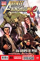 Avante, Vingadores! # 19