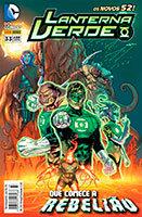 Lanterna Verde # 33