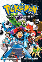Pokémon Black & White # 5