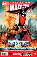Universo Marvel # 20