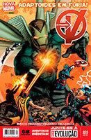 Os Vingadores # 20