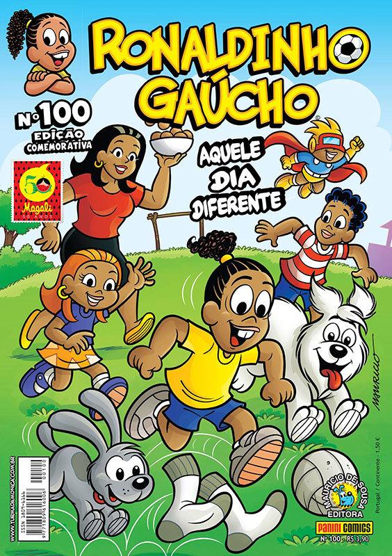 Ronaldinho Gaúcho # 100