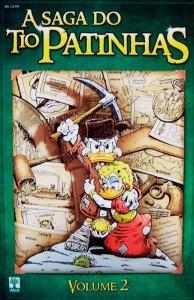 A saga do Tio Patinhas - Volume 2