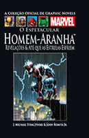 A Coleção Oficial de Graphic Novels Marvel # 43 - Homem-Aranha - Revelações e Até que a as estrelas esfriem