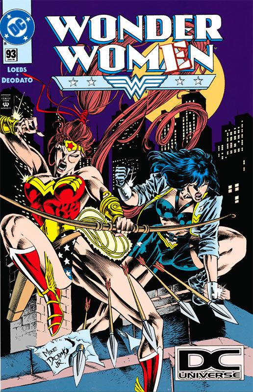 Wonder Woman # 93