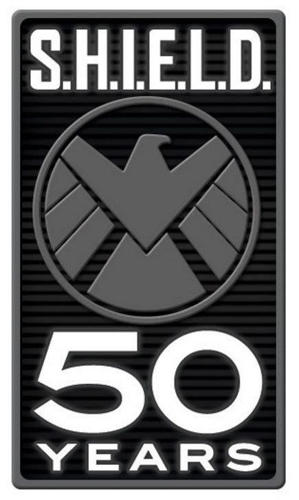 S.H.I.E.L.D. - 50 anos
