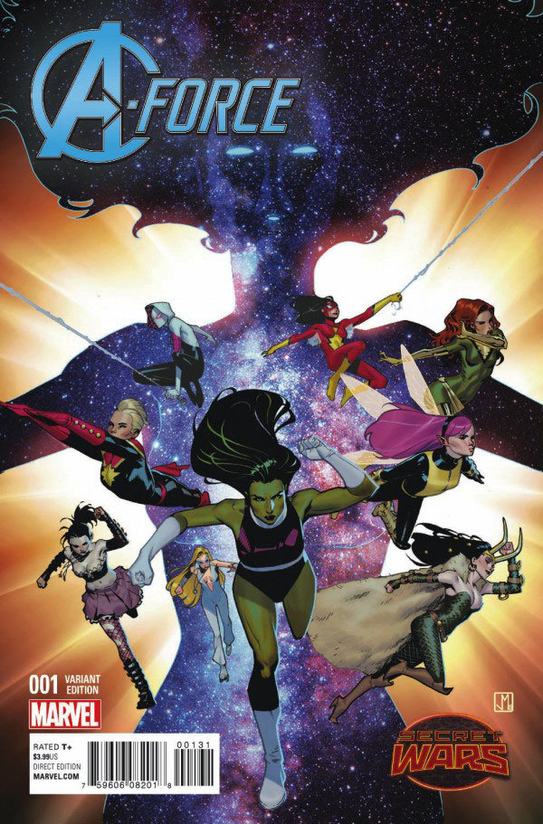 A-Force # 1