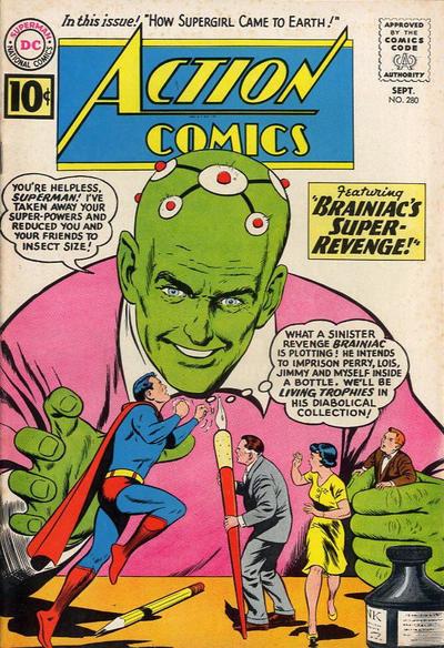 Action Comics # 280
