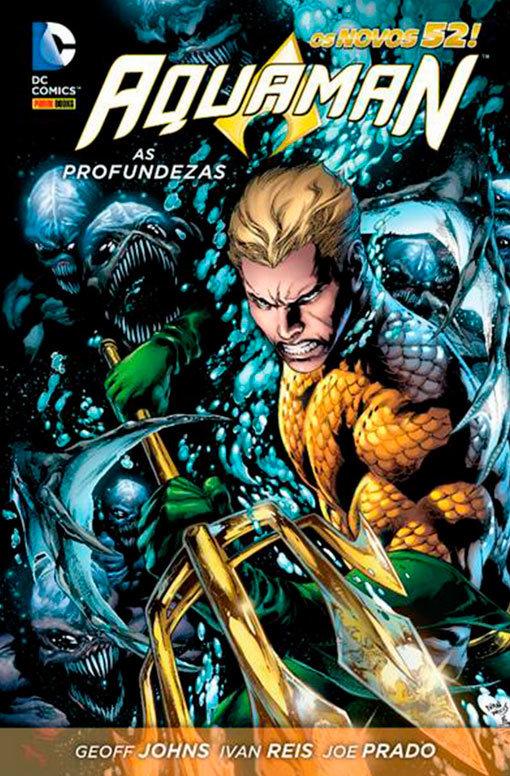 Aquaman - As profundezas