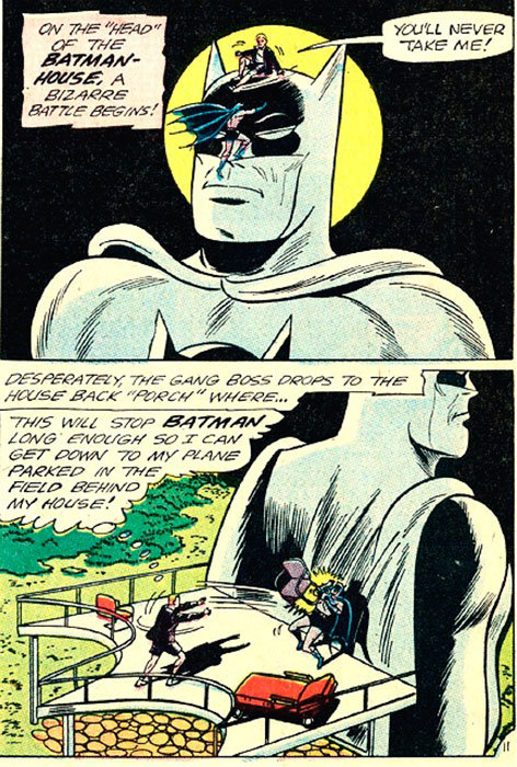 A Casa-Batman