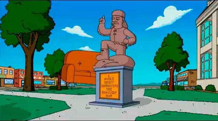Estátua de Jebediah Odediah Zachariah