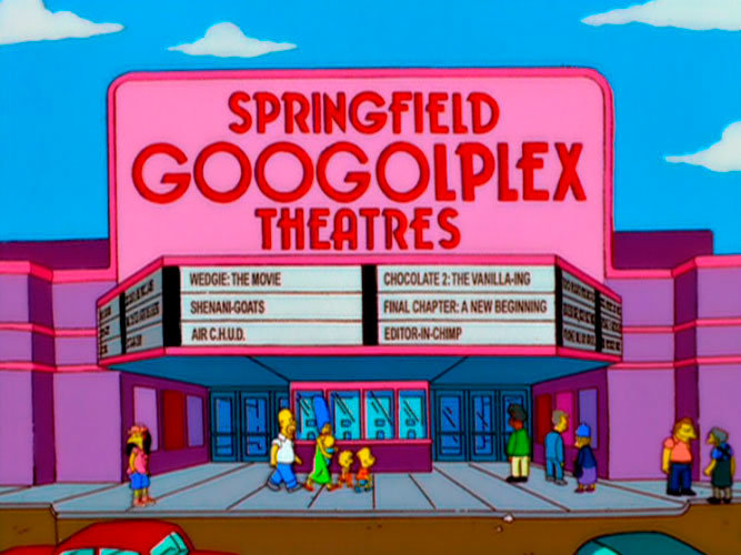 Springfield Googolplex