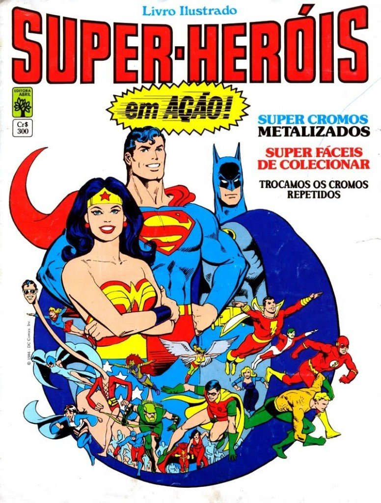 Super-Heróis em Ação