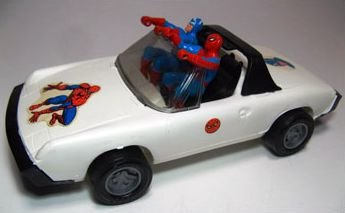 Carro do Homem-Aranha