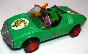 Carro do Hulk