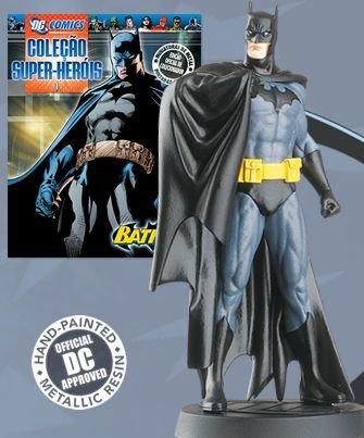 DC Comics - Coleção Super-Heróis
