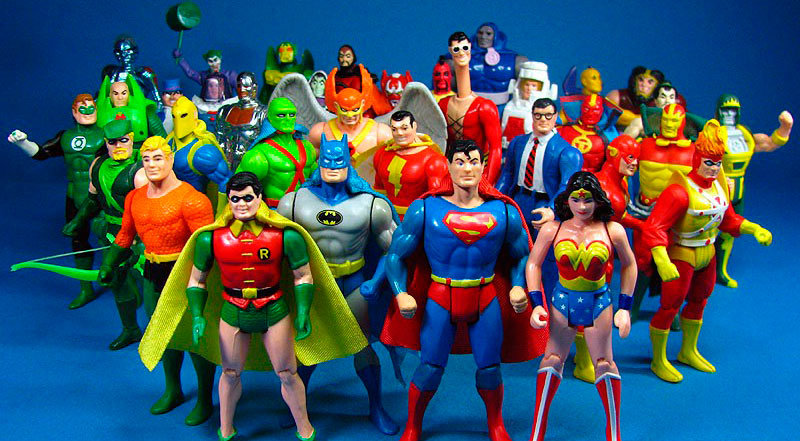 Coleção Super Powers