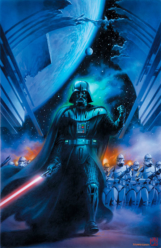 Star Wars - Darth Vader e o Esquadrão Perdido