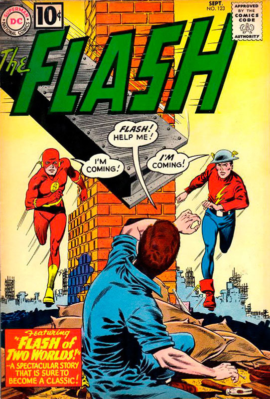 The Flash # 123