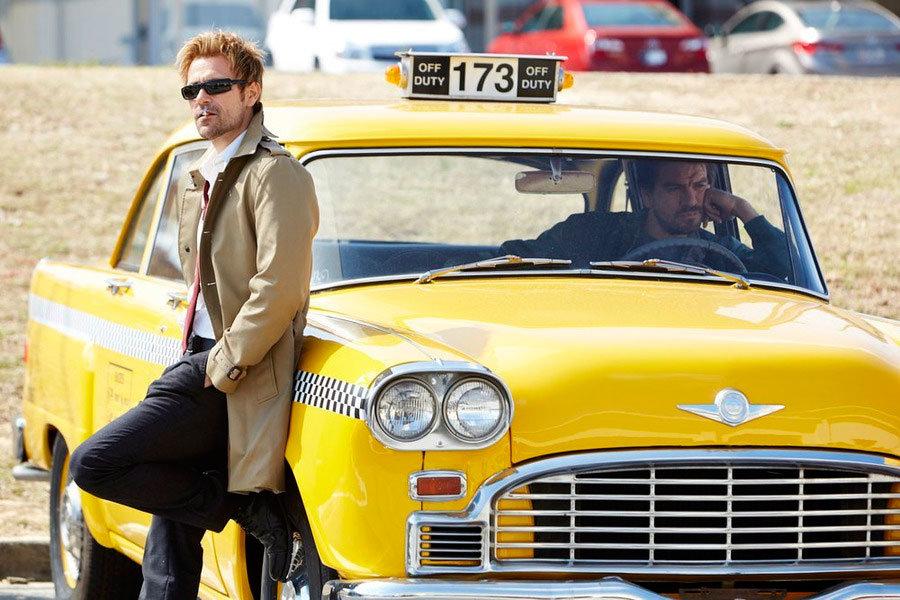 190d47fb877 NBC cancelou Constantine e Fox aprovou Lúcifer - UNIVERSO HQ