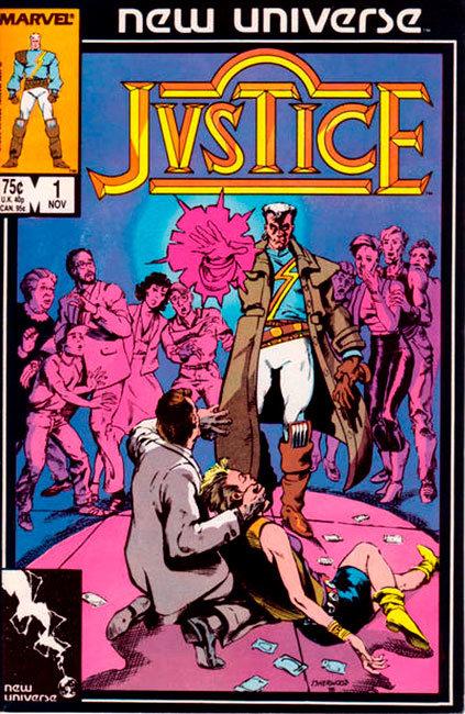 Justice # 1