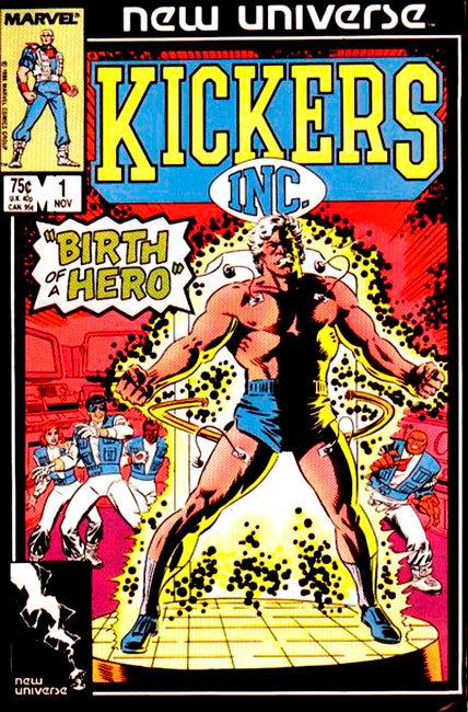 Kickers, Inc. # 1